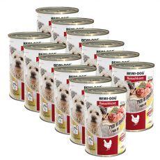 New BEWI DOG konzerva – Chicken, 12 x 400g
