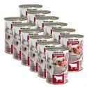 New BEWI DOG konzerva – Hovädzie mäso, 12 x 400 g