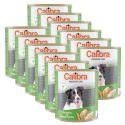 Konzerva CALIBRA Premium Adult - hydina a zelenina, 12 x 800 g