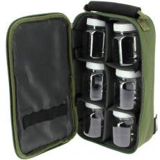 NGT 6 Pot Green Glug Bag