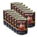 Konzerva ONTARIO Culinary Minestrone Chicken and Pork 12 x 800 g