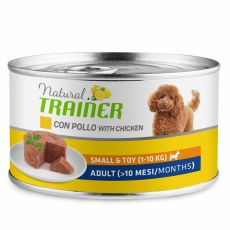 Trainer Natural Adult Small & Toy kura 150 g