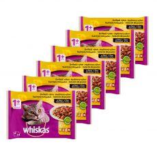 Whiskas Hydinový výber v šťave 6 x (4 x 100 g)