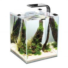 AQUAEL Shrimp Set Smart 10 D&N čierne 20 x 20 x 25 cm