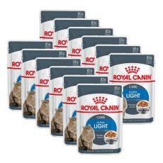 Royal Canin Ultra Light Jelly kapsička pre mačky s nadváhou v želé 12 x 85 g