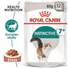 ROYAL CANIN Instinctive 7+ Gravy 12 x 85g