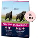 Eukanuba Caring Senior Large Breed 2 x 15 kg