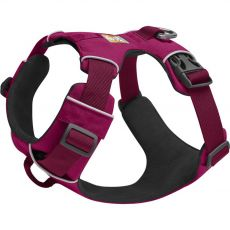 Postroj pre psy Ruffwear Front Range Harness, Hibiscus Pink XXS