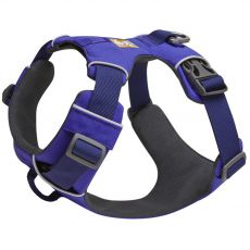 Postroj pre psy Ruffwear Front Range Harness, Huckleberry Blue L/XL