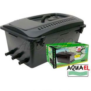AQUAEL SUPERMAXI jazierkový filter 80x50x30cm