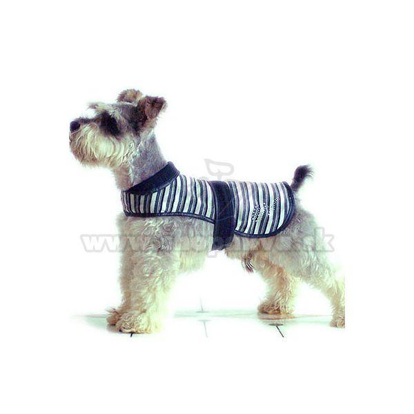 Vestička pre psy - čierno-biela 993161ec29e
