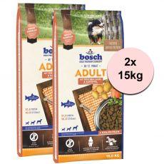 Bosch ADULT Salmon & Potato 2 x 15 kg