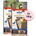 Bosch SENSITIVE Duck & Potato 2 x 15 kg
