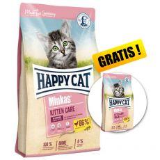 Happy Cat Minkas Kitten 10 kg + DARČEK