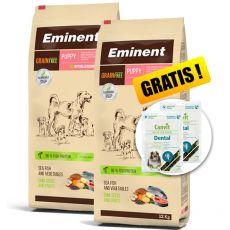 EMINENT Grain Free Puppy 2 x 12 kg + DARČEK