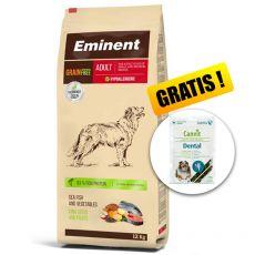 EMINENT Grain Free Adult 12 kg + DARČEK