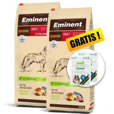 EMINENT Grain Free Adult 2 x 12 kg + DARČEK