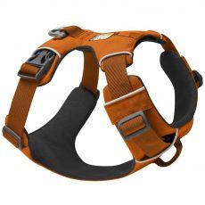 Postroj pre psy Ruffwear Front Range Harness, Campfire Orange S
