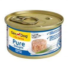 GimDog Pure Delight tuniak 85 g