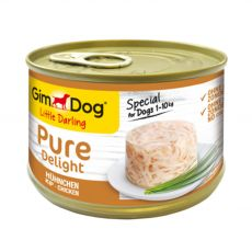 GimDog Pure Delight kura 150 g