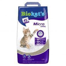 Biokat's Micro classic podstielka 14 l