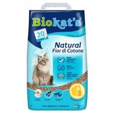 Biokat's Natural Fior di Cotone podstielka 5 kg