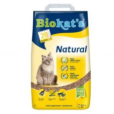 Biokat's Natural podstielka 8 kg