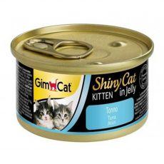 GimCat ShinyCat Kitten Tuniak 70 g