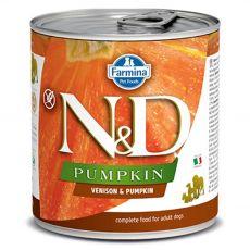 Farmina N&D dog PUMPKIN & Venison 285 g