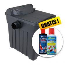 Jazierkový filter YT - 25000 + 18W UV - Boyu + čerpadlo + DARČEK