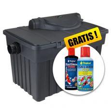Jazierkový filter YT - 45000 + 36W UV - Boyu + čerpadlo + DARČEK