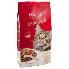 BEWI CAT Crocinis 20kg - POŠKODENÝ OBAL