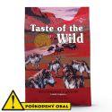 TASTE OF THE WILD Southwest Canyon 12,2 kg - POŠKODENÝ OBAL