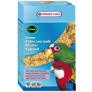 Vaječná zmes pre veľké papagáje - 800g