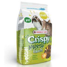 Crispy Muesli Rabbits 20kg - krmivo pre králikov