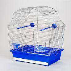 Klietka pre papagaja MARGOT I chrom - 43 x 25 x 47 cm