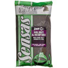 Krmivo Big Bag HALIBUT & HEMP MIX (halibut+konope) 2kg