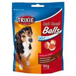 Soft Snack BALLS Light, guličky - hovädzie/morčacie 125g