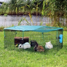 Voliéra pre morčatá a zajace