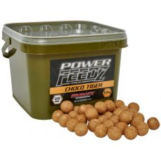 Boilies Power FEEDZ Choco Tiger 14mm 1,8kg