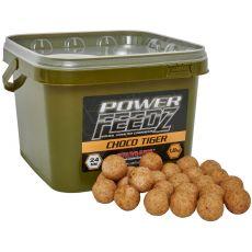Boilies Power FEEDZ Choco Tiger 24mm 1,8kg