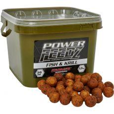 Boilies Power FEEDZ Fish&Krill 20mm 1,8kg