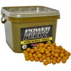 Boilies Power FEEDZ Pineapple Tiger 14mm 1,8kg
