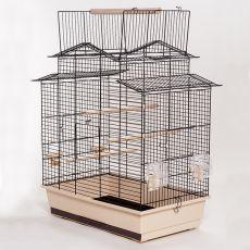 Klietka pre papagája - IZA III - 58,5 x 38 x 65 cm