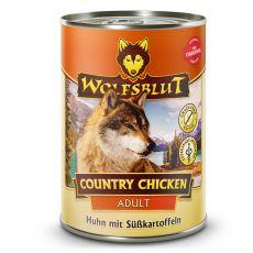 Konzerva Wolfsblut Country Chicken 395 g