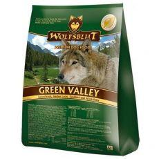 WOLFSBLUT Green Valley 15 kg - POŠKODENÝ OBAL