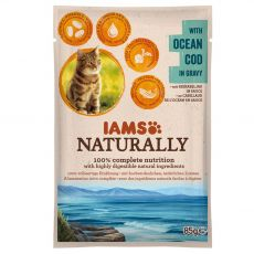 IAMS Naturally Ocean Cod 85 g