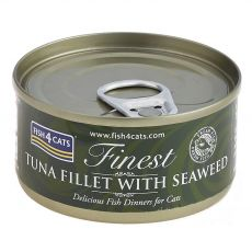 Fish4cats Finest Tuna & Seaweed 70 g