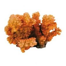 Ozdoba do akvária oranžový korál