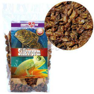 Sušené húsenice priadky morušovej - 200ml